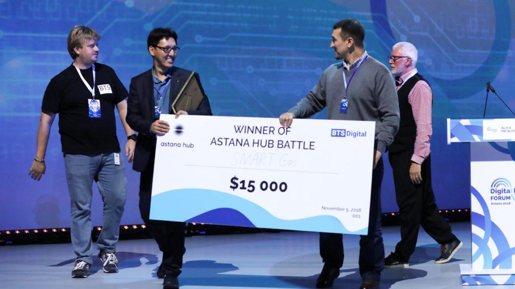 Astana Hub Battle 2018